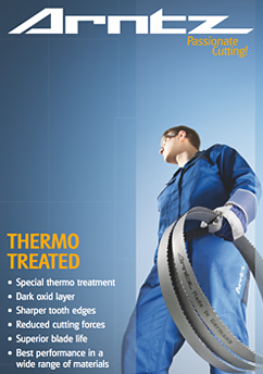 Arntz Thermo Treated